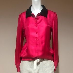 💯 Auth Rare Amen Wardy Valentino blouse